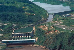 Inga dam - the world most powerful at completion