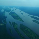 Impressive Congo river