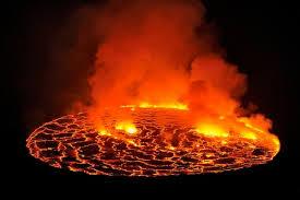 Volcan de Nyragongo