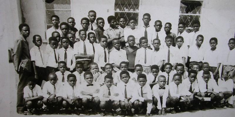 School St Gabriel Yolo-Nord 1969-1970