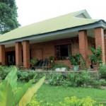 Colonial House in kisantu
